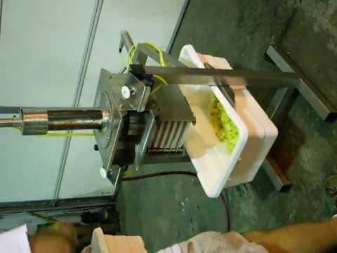 Healix Enterprises Spear And Chunk Machine From Pineappleking.com