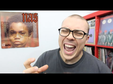 Nas - Illmatic ALBUM REVIEW