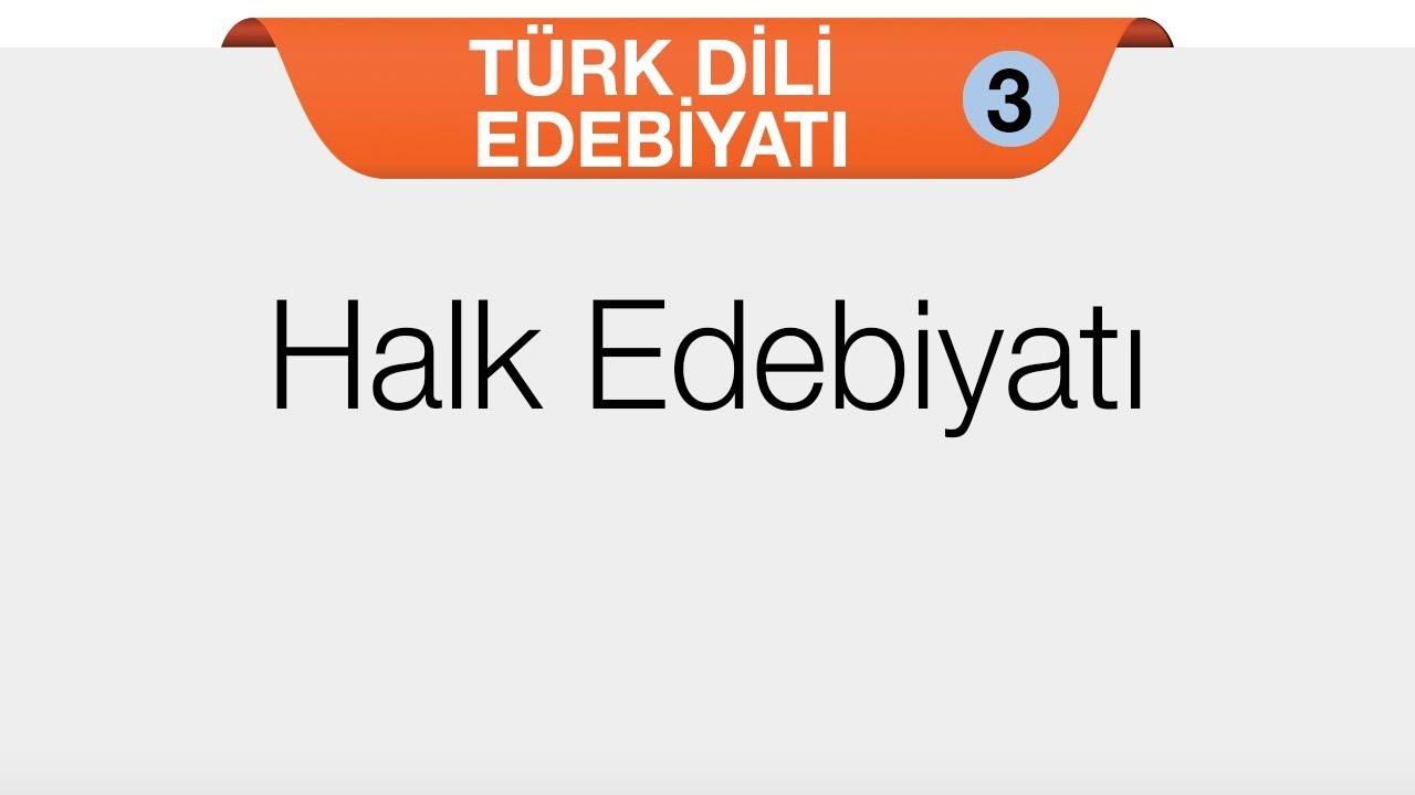İslamiyet Öncesi Türk Edebiyatı | AYT Edebiyat 2020