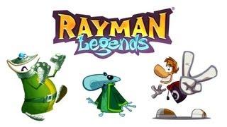 RAYMAN LEGENDS #1 - Finalmente Lançou!!!
