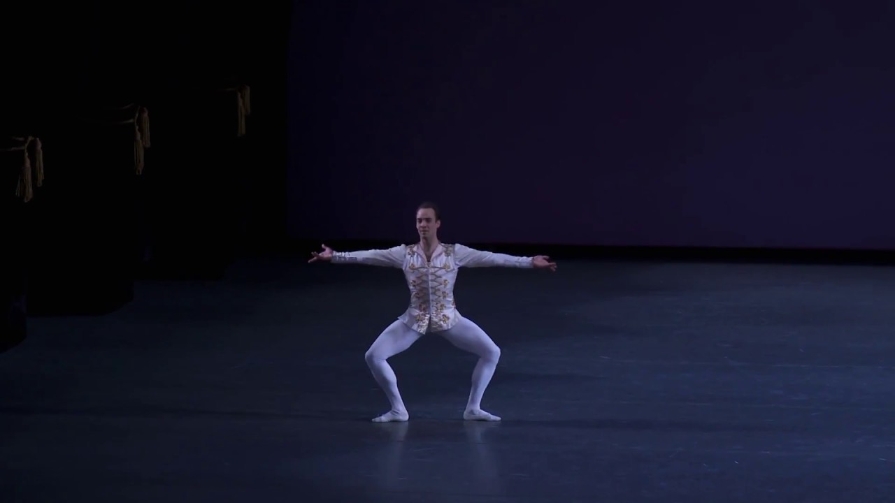 Anatomy of a Dance: Tyler Angle on CORTÈGE HONGROIS