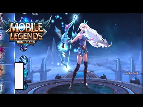 Mobile Legends - Gameplay Walkthrough Part 1 - First Battles (iOS, Android)