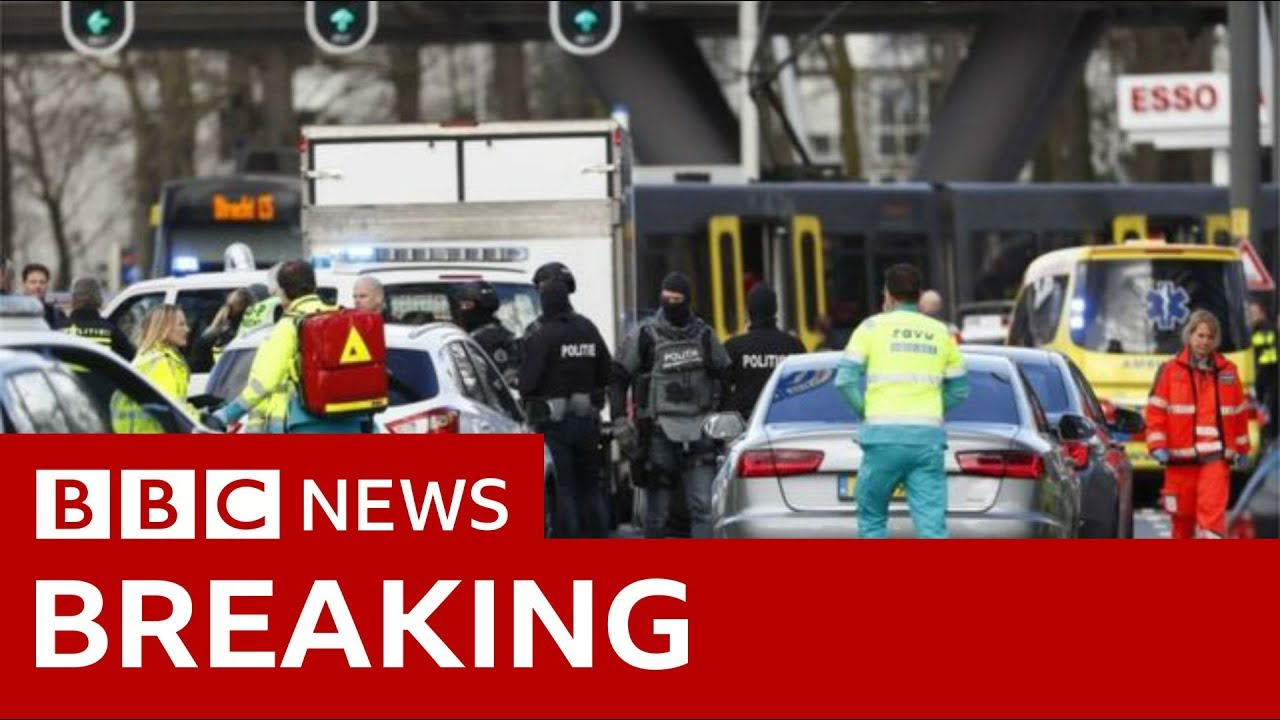 Utrecht shooting: 'One dead' as man opens fire in tram !