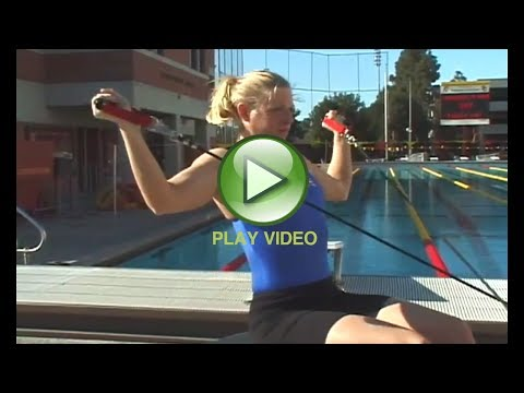 Swimmer's Shoulder Strength & Injury Prevention Workout