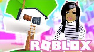 💙Dekorieren mein NEUES TREEHOUSE in Roblox MeepCity