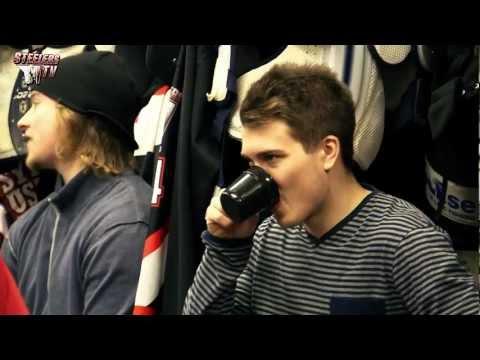 SteelersTV - Allettan - En matchdag med Dave