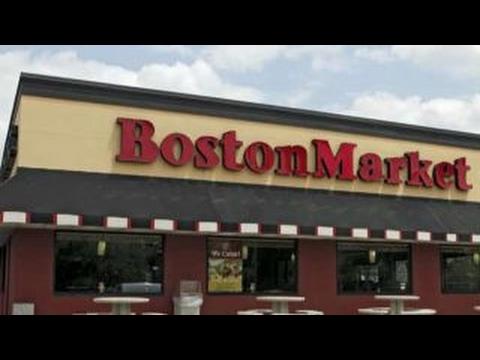 America's Taste In Food Is Shifting: Boston Market CEO