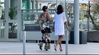 Lido di Jesolo Street style what people are wearing in ?? Italy
