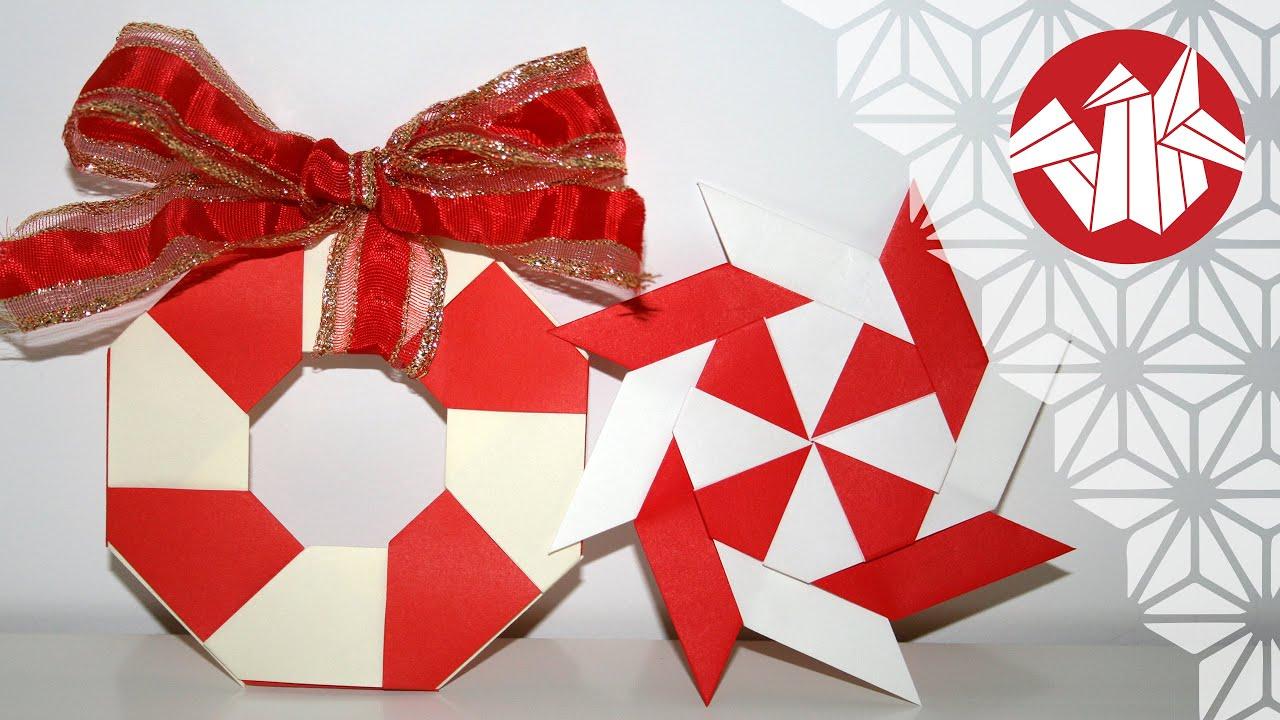 tuto origami etoile magique de noel senbazuru youtube. Black Bedroom Furniture Sets. Home Design Ideas