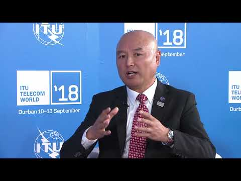 ITU TELECOM WORLD 2018: Yang Hua, Secretary-General, Telecommunication Development Industry Alliance