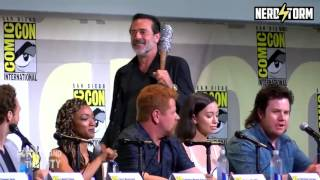 Jeffrey Dean Morgan na SDDC 2016