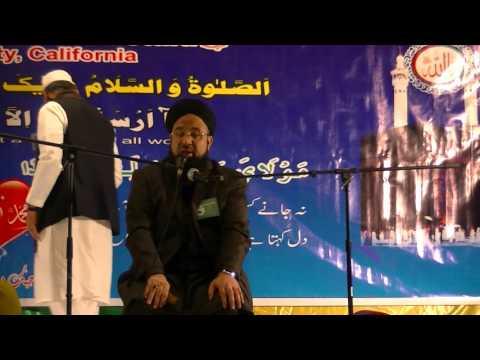 Allama Liaquat Hussain Qadri