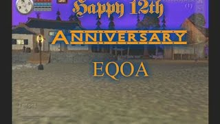 Happy 12th Anniversary EverQuest Online Adventures!