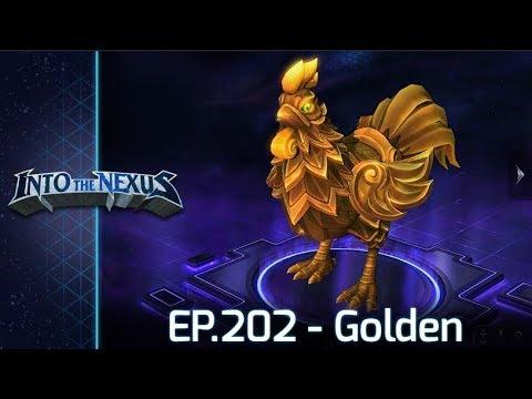"#202 - Into the Nexus: ""Golden"""