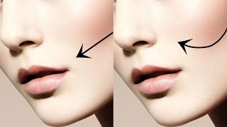 QUICK TIP: TWO DIFFERENT WAYS TO CONTOUR YOUR CHEEKS!