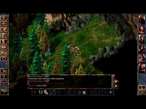 A Thorough Look at Baldur's Gate