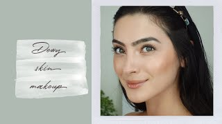Dewy Makeup Tutorial: How To Achieve The Dewy-Skin Look | Andreea Cristina