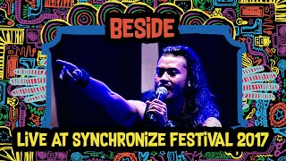 Beside Live at SynchronizeFest - 6 Oktober 2017