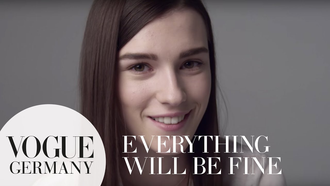 Everything is going to be alright – A Message for you by Irina Djuranovic for VOGUE