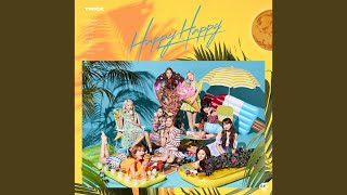 Provided to by wm japan happy (collapsedone remix) · twice ℗ 2019 warner music inc. remix: collapsedone composer: eric sanico...