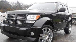 2007 DODGE NITRO RT FWD 55K LEATHER ROOF 4.0 V-6 007 FORD OF MURFREESBORO 888-439-1265