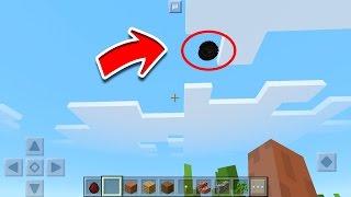 Minecraft PE - Como hacer un OVNI (UFO) en Pocket Edition
