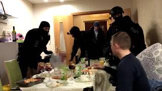 """День рождение - """"Мукомольный""""  СПЕЦНАЗ SHOW -Хабаровск"""