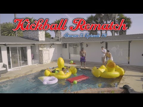 Kickball Rematch! Season Three Finale of The Show by Round Two S3 Ep12