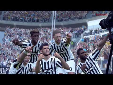 Pro Evolution Soccer 2016 Official Trailer