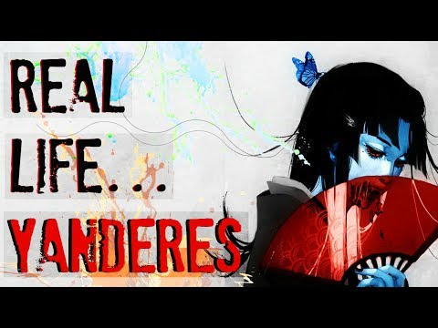 3 Real Life YANDERE Horror Stories from 2CHAN