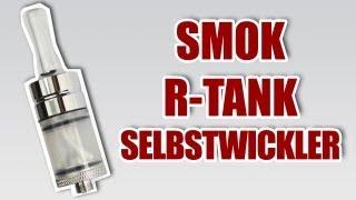 Smok R-Tank Selbstwickler für E-Zigaretten