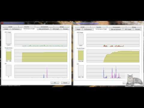 Chromium vs opera cpu usage.wmv