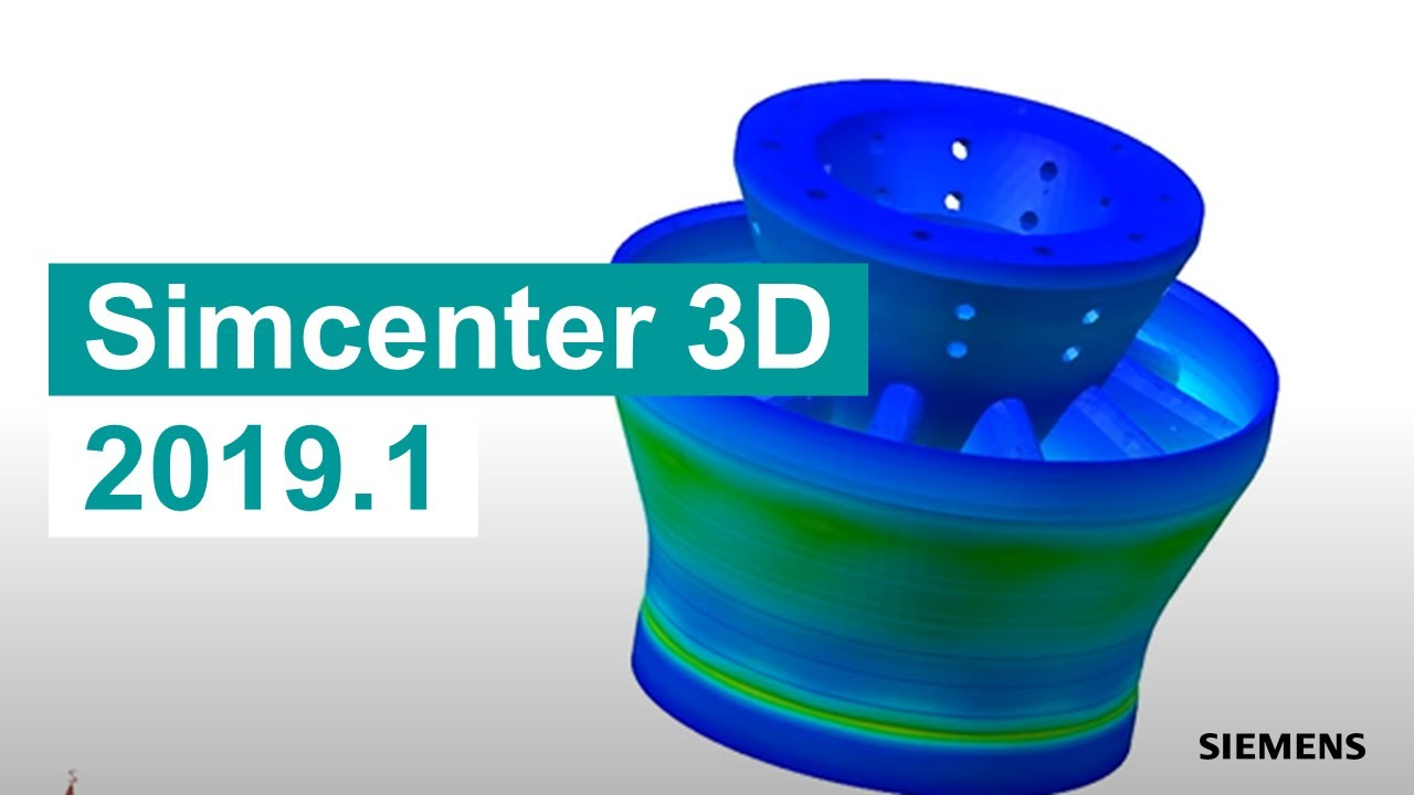[WHAT'S NEW Simcenter 3D 2019.1]