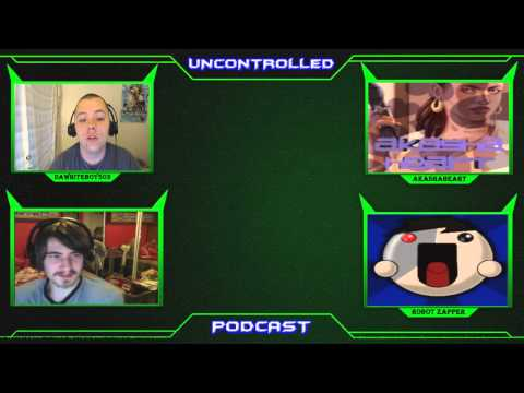 The Uncontrolled Gamers Podcast #9