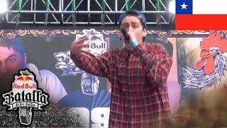 NITRO vs DISCAN - Octavos: Final Nacional Chile 2015 | Red Bull Batalla de los Gallos