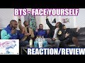 BTS FACE YOURSELF ALBUM REACTION/REVIEW (NEW TRACKS)!!