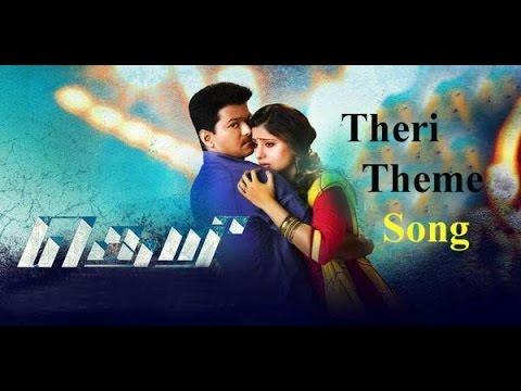 Theri Theme Songs | Theri Trailer | Theri Teaser | Vijay | Tamil Movie | Update