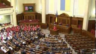 Рада Не Смогла Принять Закон, Позволяющий Тимошенко Уехать На Лечение За Границу(, 2013-11-13T15:33:24.000Z)