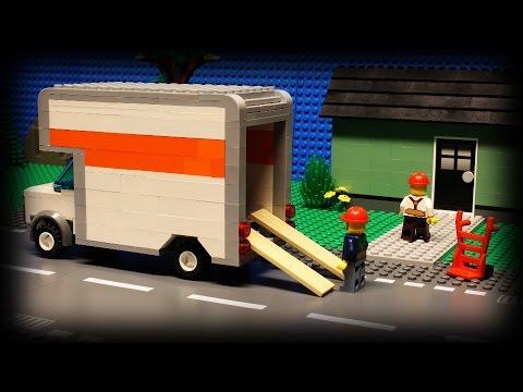 Lego Moving Day