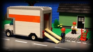Lego Moving Day