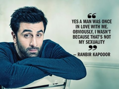Watch Ranbir Kapoor Expresses The Pain Of One Sided Love Bollywood
