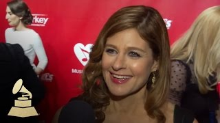 Louise Goffin: Describes Her Mom, Carole King, As A Champion | GRAMMYs