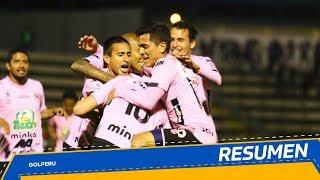 Resumen: Sport Boys vs. Melgar (4-2)