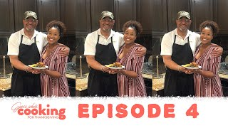 Guess Who's Cooking | Ep 4: Mac N Cheese & Homemade Pies