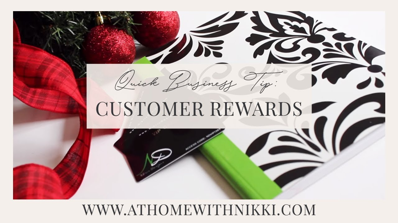 How To Set-Up A Customer Rewards Program For Your Small Business ...