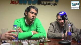 العربية نيوز| بالفيديو.. مخرج 'أوشن 14' يكشف سر تغيير اسم الفيلم أكثر من مرة