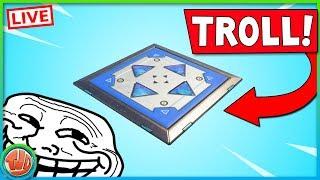 [LIVE] BOUNCER TRAP PROBEREN & TROLLEN!! - Fortnite: Battle Royale