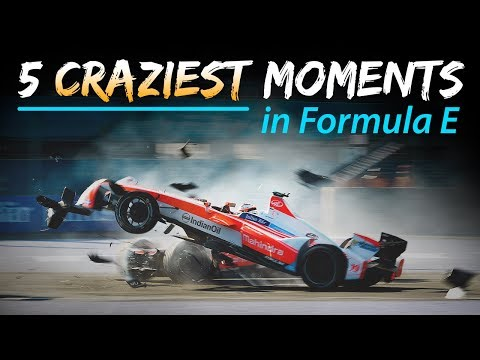 The 5 Craziest Moments In Formula E So Far
