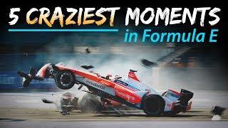 The 5 Craziest Moments In Formula E So Far