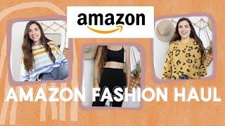 Baixar AMAZON FASHION HAUL | Amazon fall sweater try-on haul 2019!